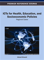 ICTs for Health, Education and Socioeconomic Policies