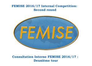 FEMISE int comp rd2