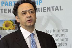 Hugues Mingarelli (Conseiller au sein du Service européen pour l'action extérieure), Photo SAEE