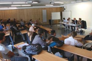 Conférence PROSMED avec soutien FEMISE, Photo Univ. Toulon