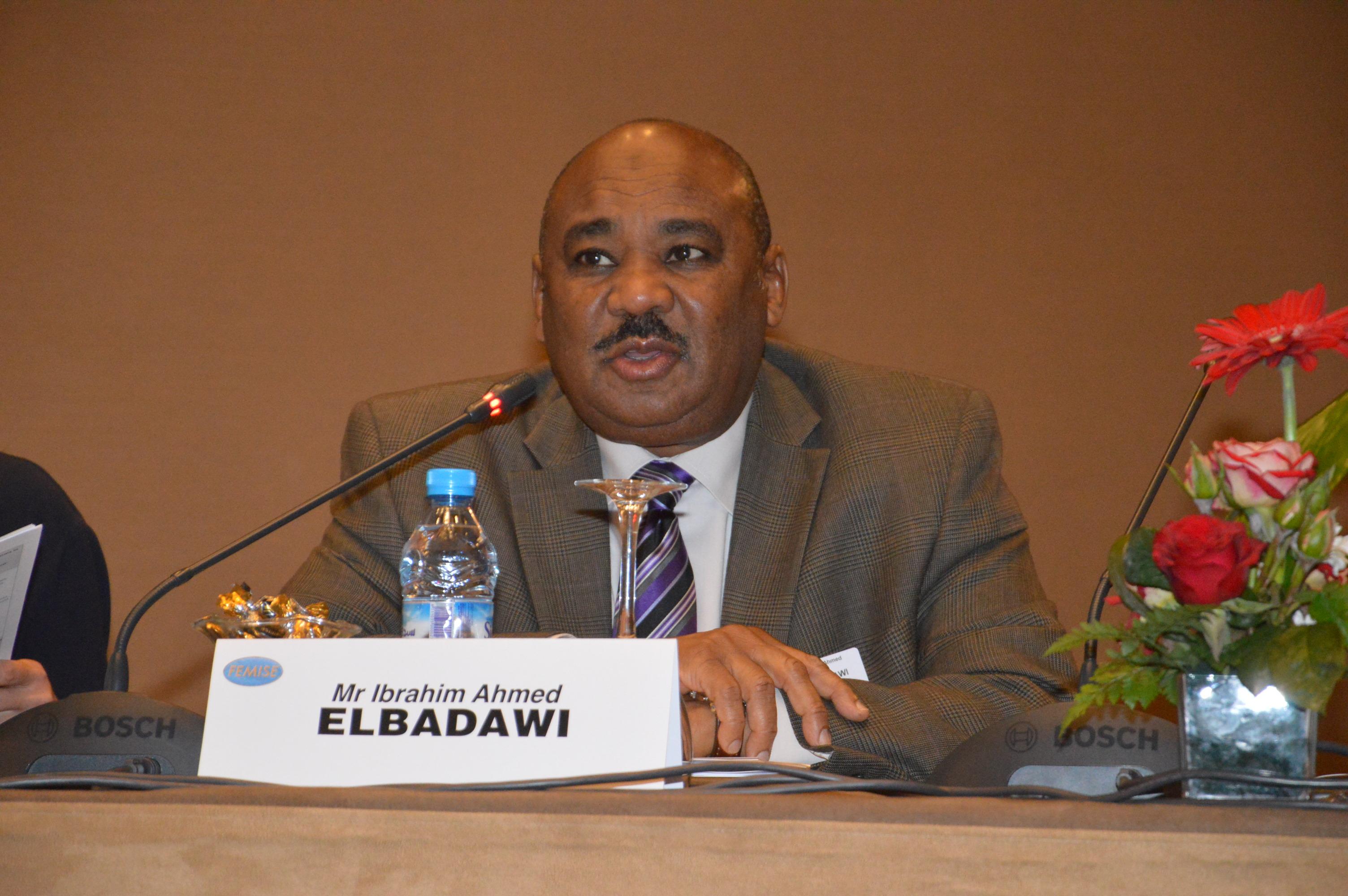 Ibrahim Ahmed ElBadawi, FEMISE conference 2017