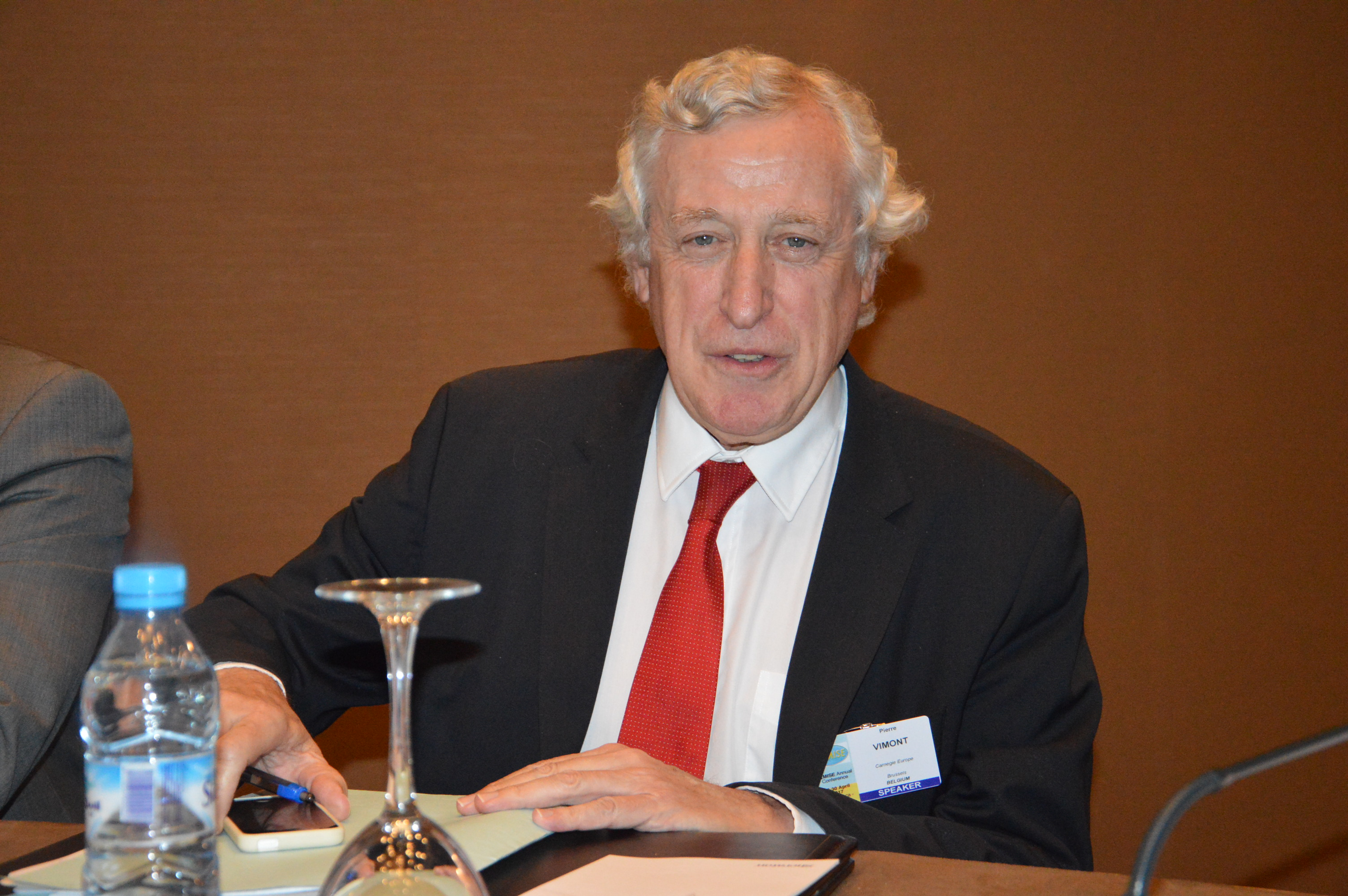 Pierre Vimont, FEMISE conference 2017