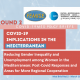 COVID-19 MED BRIEF no.15: Reducing Gender Inequality and Unemployment among Women in the Mediterranean
