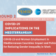 COVID-19 MED BRIEF no.14: COVID-19 and Women Employment in Mediterranean Countries