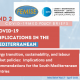 COVID-19 MED BRIEF no.17: Energy transition, sustainability, and labour market policies: Implications and recommendations for the South Mediterranean countries
