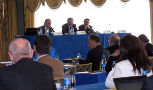Conférence Femise Istanbul décembre 2008